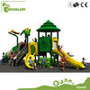 EU standard gorgeous plastic children playground outdoor