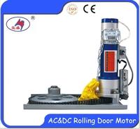 DC 24V 500KG Backup battery DC rolling shutter motor / automatic rolling door operators/ automatic rolling garage door motor