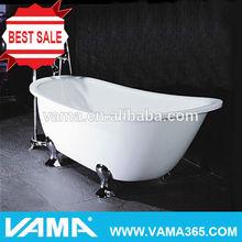 Whole Sale Home Antique Style Large Acrylic Freestanding Bathtub