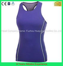 Custom logos stringer tank top women made in China stringer singlet(6 Years Alibaba Experience)
