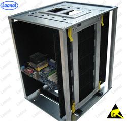 LN-C807 Quickly adjustment esd antistatic magazine rack