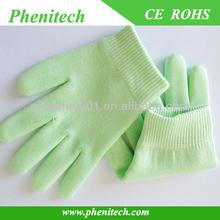 Skin moisturizing gel gloves silica gel glove