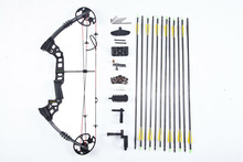 Fashion Aluminum M120 Compound Bow For Hunting Have New Design