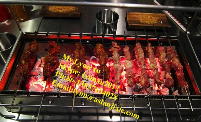 grilled whole chicken machine