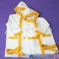 Baratos 100% toalla de algodón albornoz kid's patrón