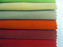 Different colored self adhesive velvet fabric in PROMOTION