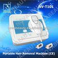 Ipl axila cabelo remoção nv-t101 com ce