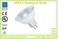 Bassa tensione della lampada alogena riflettore, lampadina alogena mr16, e14 lampada alogena, alogena luce 18 watt