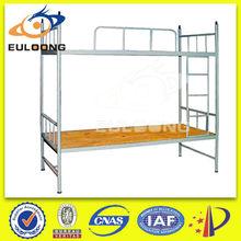 金属フレーム標準サイズの二段ベッド
