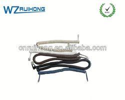 ROHS PUR/PVC/TPE belt clip for mobile phone case
