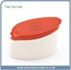 new design socket head cap screws plastic containers flip top cap