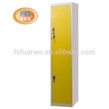 high quality metal double-door locker/2 door upright steel cabinet