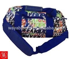 fashion duffle bag sport bag
