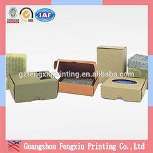 Custom Recycle Paper Cheap Kraft Wholesale Soap Packaging Box