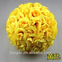 Artificial Ball Flowers Artificial Hydrangea Flower Ball Centerpiece