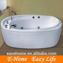 indoor portable hot tub/small oval bathtub
