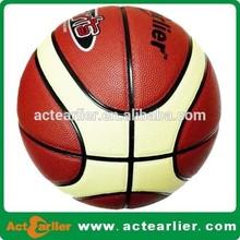 size 7 custom basketball
