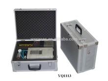 portable aluminum instrument case with custom foam insert from China Foshan