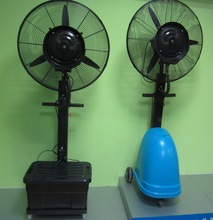 """26'' to 30"""" Industrial Mist Cooling Fan outdoor fan"""