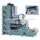 High Speed Adhesive tape flexographic label printing machine