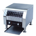 Electric Grill Toaster/CE Approved Commercial Electric Conveyor Grill Toaster