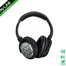 Bluetooth V4.1 Active Noise Canceling Headphone/Headset with Rotate Design