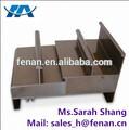 Precio de extrusión de aluminio 6063 no Scrap