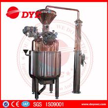 350L brandy home alcohol copper distiller for sale