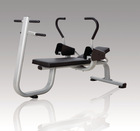 Body Strong Commercial Gym Abdominal Machine/ Free Weight Machine
