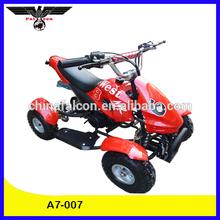 49cc baratos venta caliente mini-quad( atv) para diversión los niños( a7- 007)