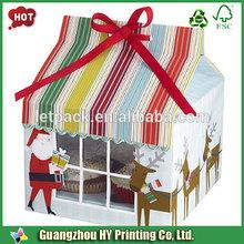 Luxury Custom Size Recyclable Art Paper Cupcake Box