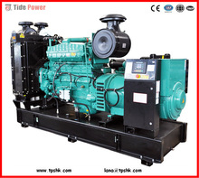 Chinese Engine diesel generator set for 100KW