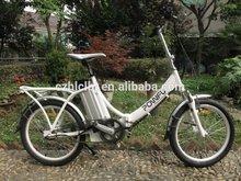 Folding bike-36v/10ah samsung battery 200w-350w brushless geared hub motor folding electric bike