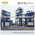 Stationary asphalt plant/bitumen batching machine