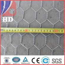 pvc coated/galvanized hexagonal wire mesh