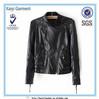 custom made wholesale classic black american leather jackets men