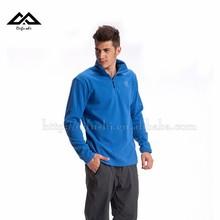 alta qualidade homens polar windproof jaqueta casual