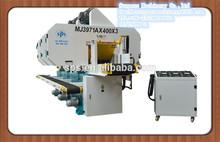 LOG wood cutting hydraulic Horizontal Band saw(CE/ISO9001)