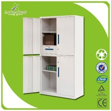 Fashionable K/D structure office table and file cabinet