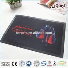 Brand Mat Anti-slip Mat/pvc floor mat - qinyi