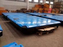 plastic boat Ship floating dock/Floating Polyethylene pad uhmwpe fender for sale