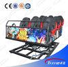 Electric 9 seats 11d XD theater 5d cinema simulator factory 7d cinema equipment
