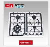 domestic built-in powerful good burner cap gas stove