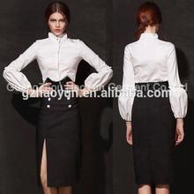 skirt/latest star-style skirt vent for elegant suit of women skirt