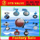 BV-SY-437 korea pneumatic buttterfly valve
