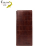 New products wholesale best mens wallet brands money clip business men's genuine leather cowhide wallet with credit card holder