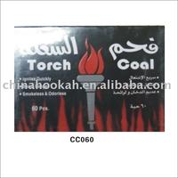 hookah charcoal CC100 charcoal for shisha