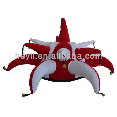 Carnival Thirteen Horns Party Hat Supplies