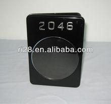Fenêtre DVD tin box