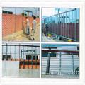 Medium density fibre ciment cellulose, panneau de mur extérieur